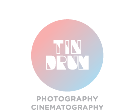 Tin Drum –  Melbourne Wedding Photography & Cinematography logo